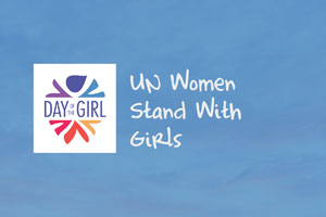 UN Women Stand With Girls