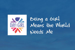 Being a Girl Means the World Needs Me