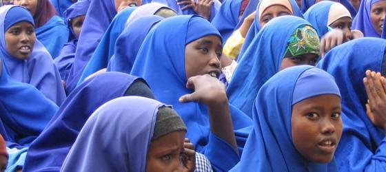 Refugee Girls Stories