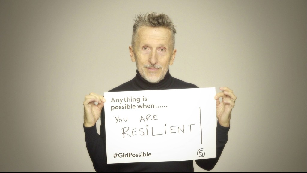 SIMON DOONAN - #GirlPossible