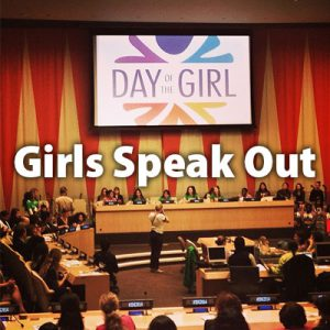 Girls Speak Out 2016